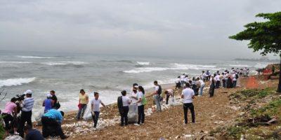 Medio Ambiente insta a participar Jornada por Día Mundial Limpieza de Playas y Ríos