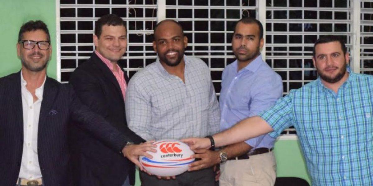 Presentan directivos de la Federación Dominicana de Rugby