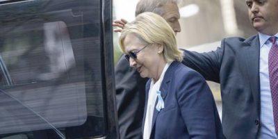"""Neumonía de Clinton: """"La carrera volvió al punto pre convención"""""""