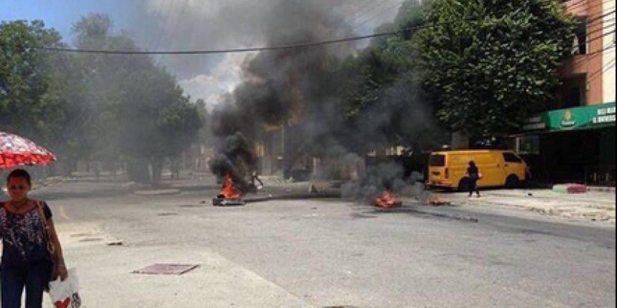 La UASD vuelve a suspender docencia por disturbios en su sede central