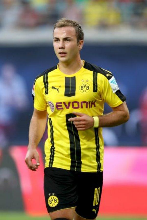 Getty Images Foto:Mario Götze (Borussia Dortmund)