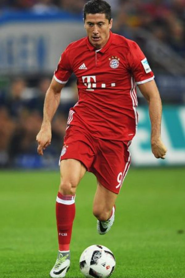 Getty Images Foto: Robert Lewandowski (Bayern Múnich)