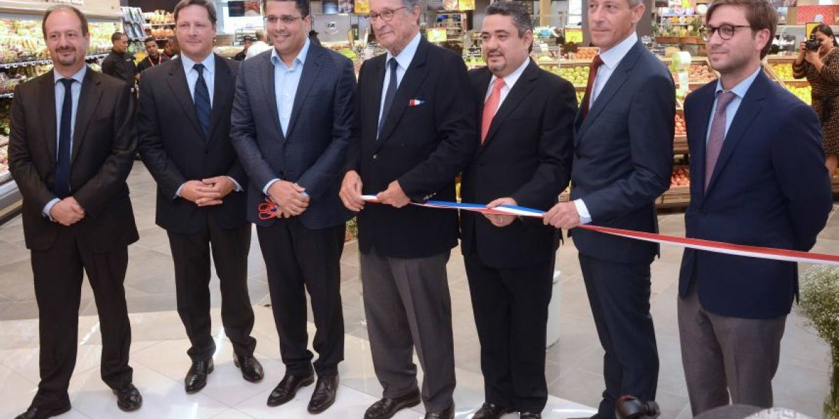 Downtown Center recibe a Carrefour Market