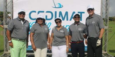 CEDIMAT Golf Cup cierra exitoso torneo en beneficio a niños