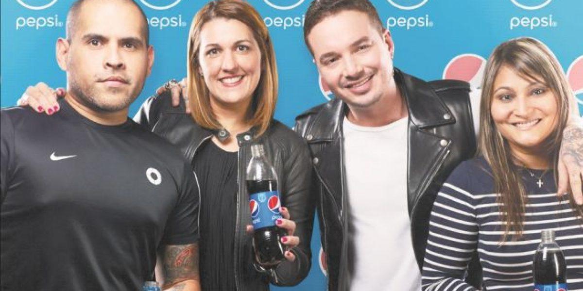 Pepsi lanza promoción junto a J Balvin