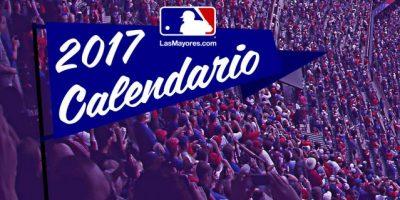 MLB dio a conocer el calendario de la temporada regular del 2017