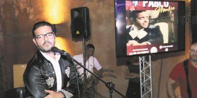 Pablo Montero apuesta a R.D. y le dice adiós  a las Telenovelas