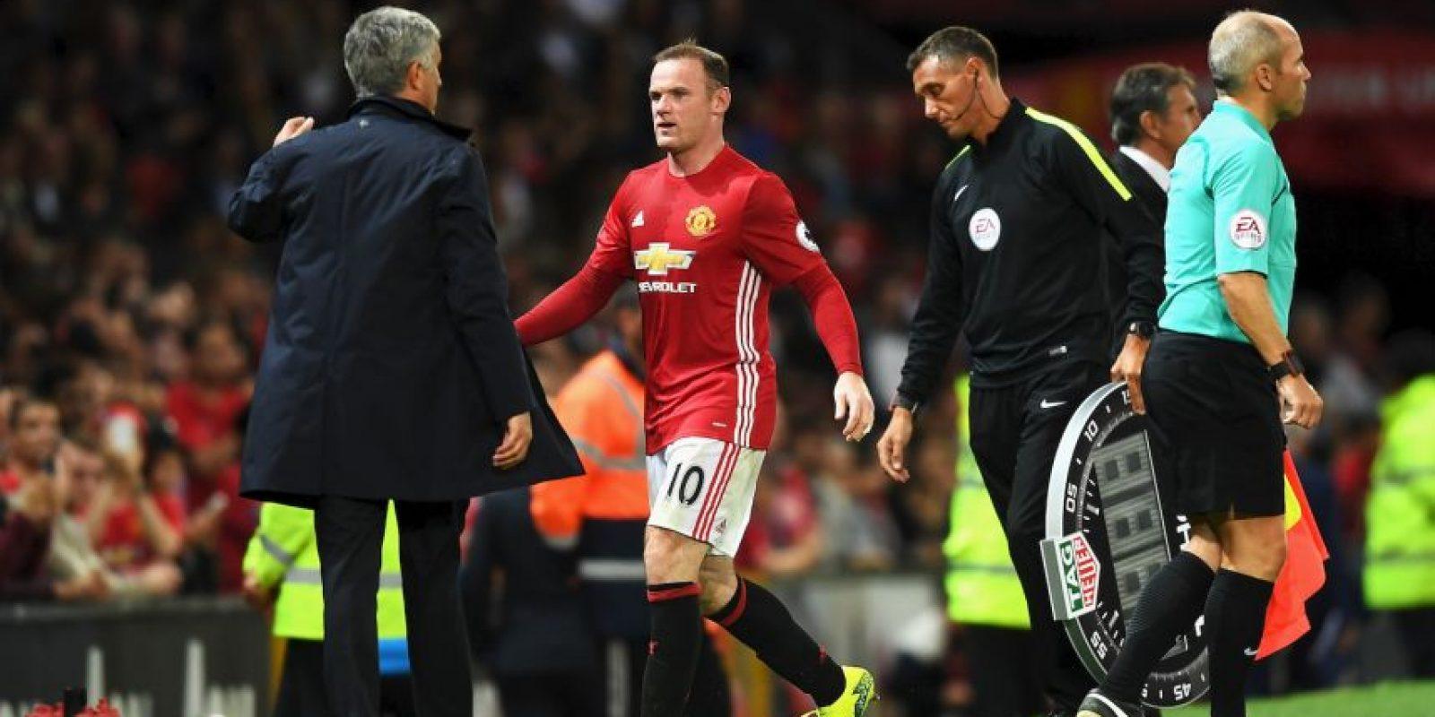 Getty Images Foto:El camarín de Manchester United está respirando calma
