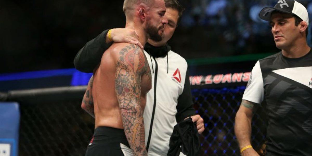 La exorbitante cifra que cobró CM Punk por perder en UFC