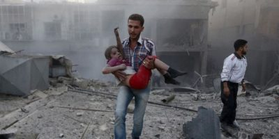 Suman más de 300 mil muertos por guerra en Siria