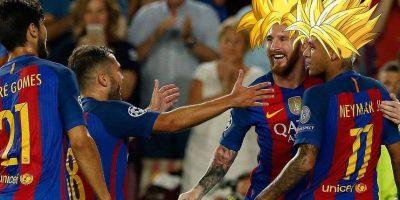 Barcelona humilla al Celtic y los memes se burlan de la derrota