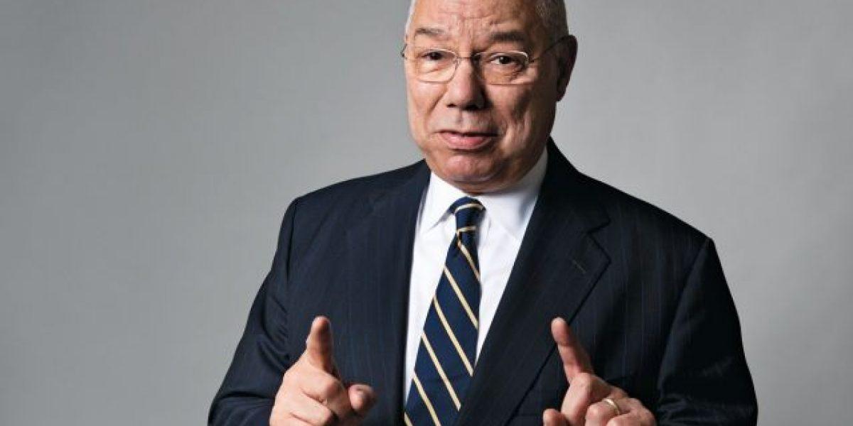 """Colin Powell: """"Trump es una paria internacional"""""""