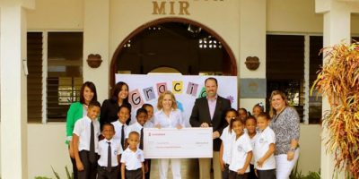 Scotiabank realiza aporte de US$35,000 a la Fundación  MIR