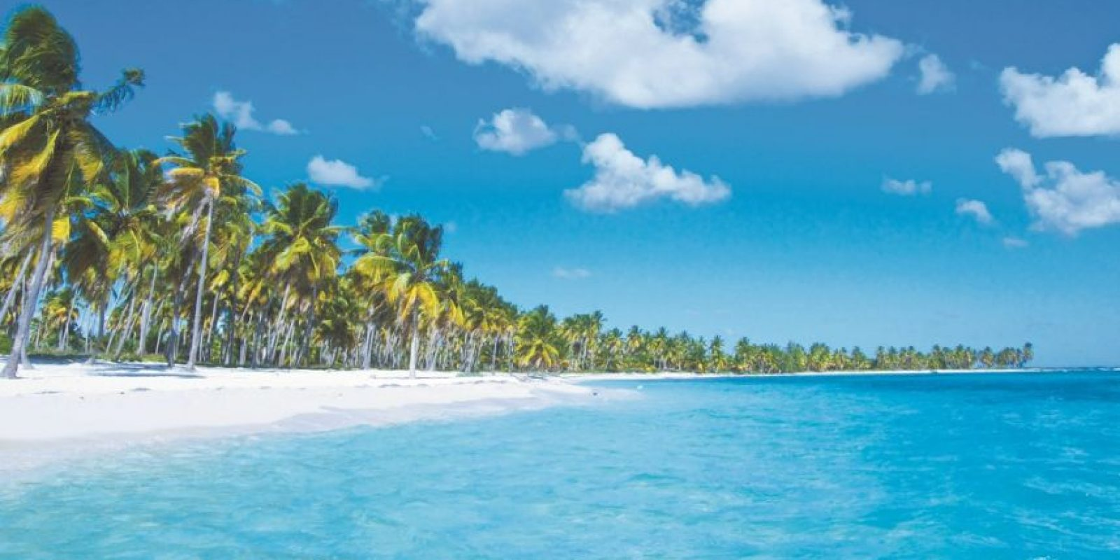 Isla Saona, todo un atractivo natural. Foto:Fuente externa