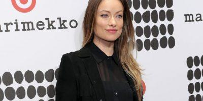 Olivia Wilde tiene 32 años. Foto:Getty Images