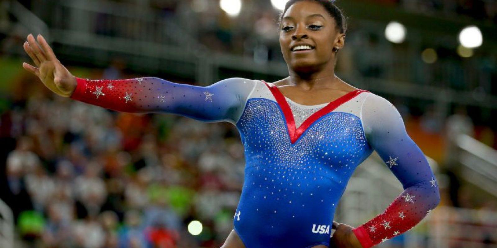 Getty Images Foto:La gimnasta explicó que el medicamento lo utiliza desde pequeña para tratar una enfermedad crónica