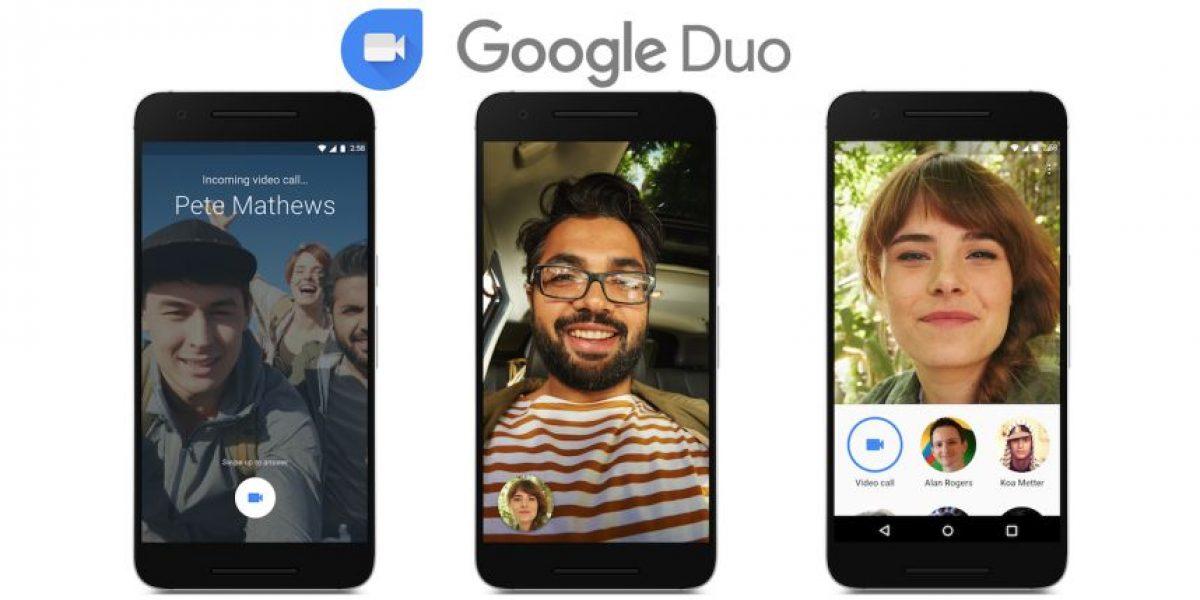 Todo lo que deben saber sobre Google Duo, la app de videollamadas