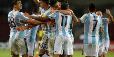 Getty Images Foto:Los trasandinos esperan arrebatarle la punta a Uruguay.