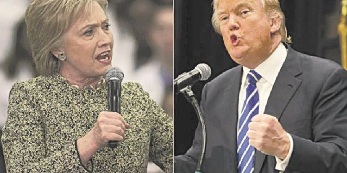 Hillary retoma la carrera con Trump al acecho