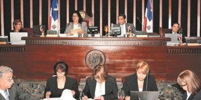 Senado inició entrevistas a aspirantes a JCE