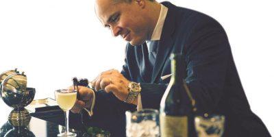 Brian Van Flandern es el invitado especial de esta singular celebración. Foto:Fuente Externa