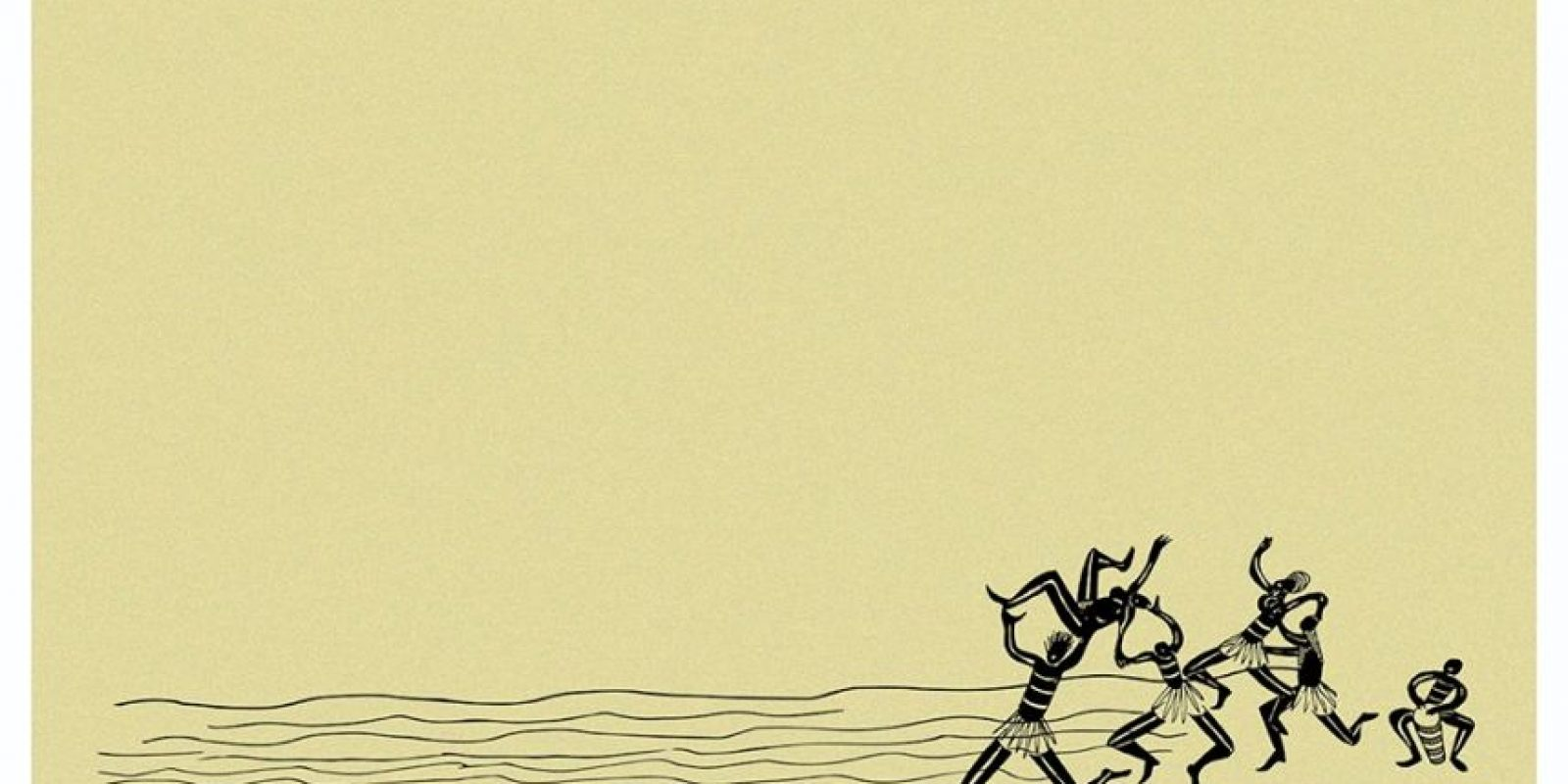 """Carátula de """"A la mar"""" Foto:Fuente Externa"""