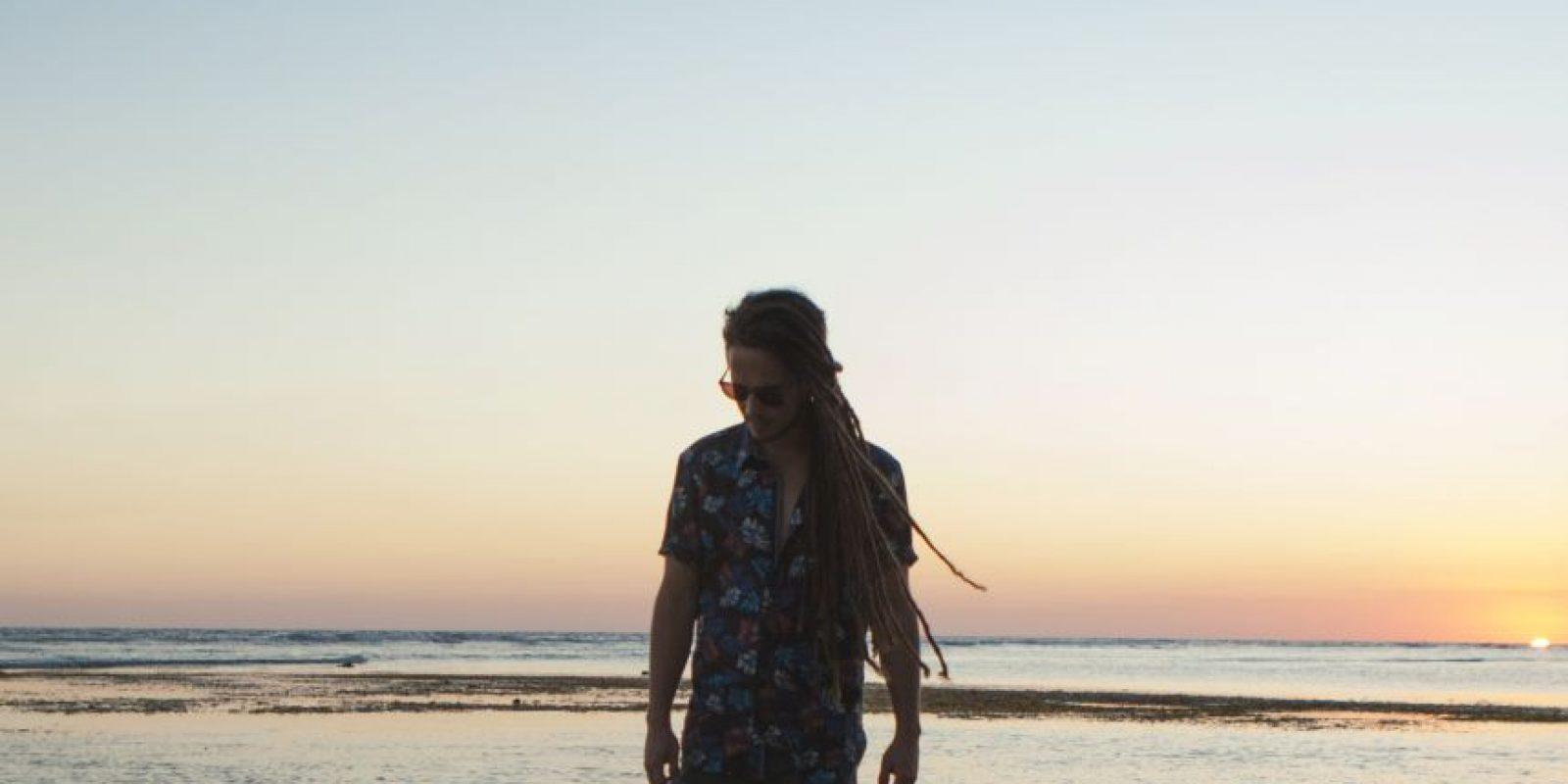 """""""A la mar"""" es su segunda producción de estudio como solista Foto:Fuente Externa"""