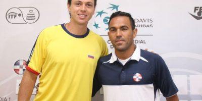 Estrella abre ante González en Copa Davis