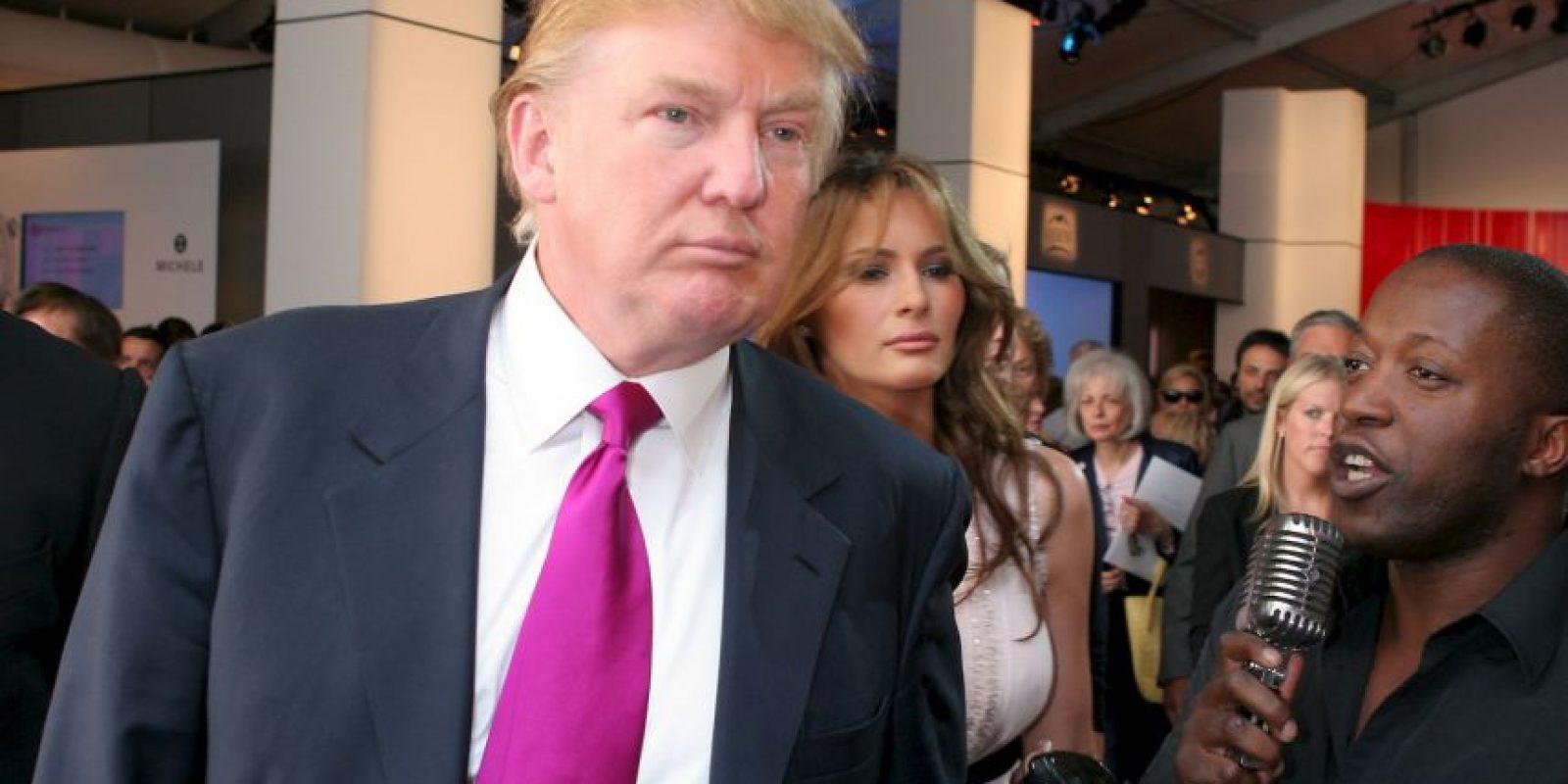 Getty Images Foto:Donald Trump en 2006