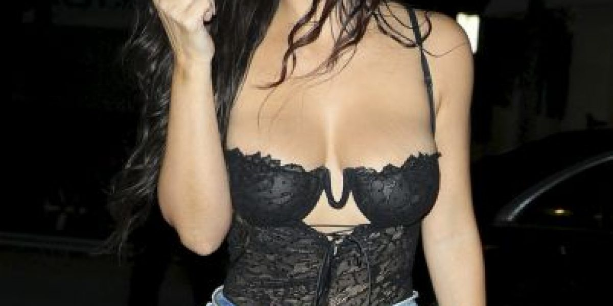 Kim Kardashian comparte video totalmente desnuda en Snapchat