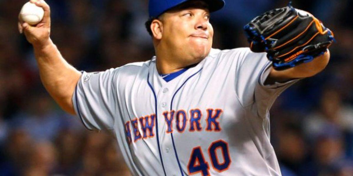 Bartolo Colón le ha brindado estabilidad a la rotación de los Mets