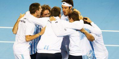 Croacia y Argentina a final de la Copa Davis