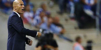 Zidane empató récord de triunfos seguidos de Guardiola