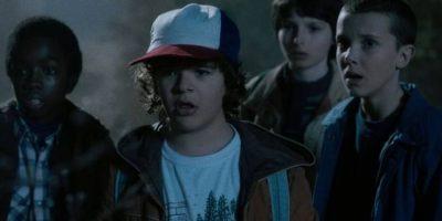 Foto:Gaten fue la inspiración para su personaje Dustin