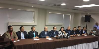 Oposición se retira del diálogo y denuncia que PLD busca inscribir a Roberto Rosario en JCE