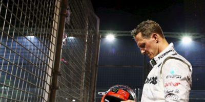 Este es el verdadero estado de salud de Michael Schumacher