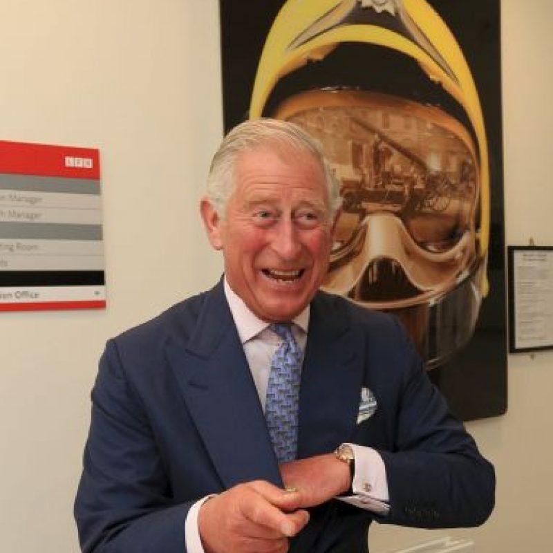 Getty Images Foto:1. Príncipe Carlos