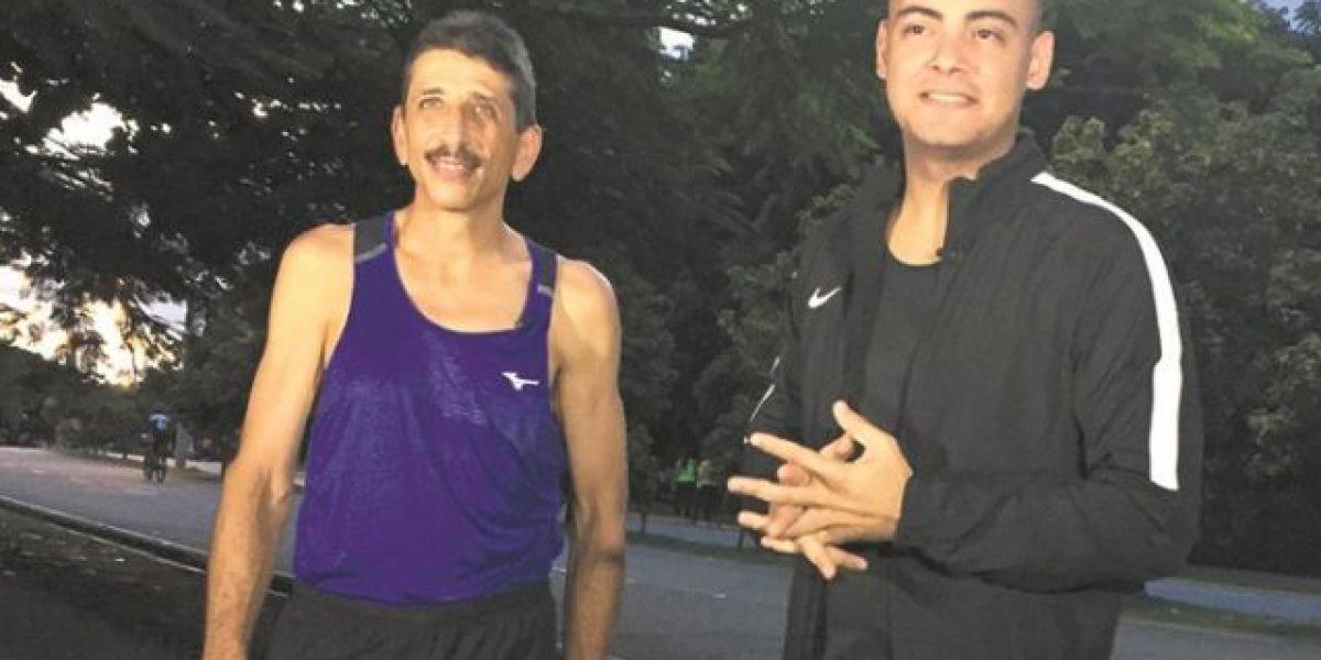 Empiezan a filmar especial sobre corredores dominicano