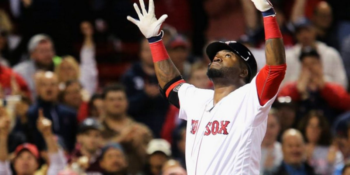 David Ortiz cosecha HR 35 y Boston sigue firme