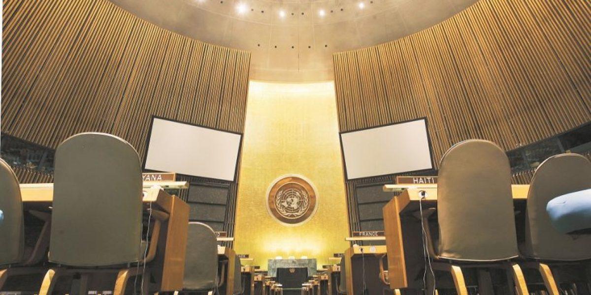 ¿Una mujer llega la ONU?