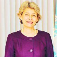 3Sra. Irina Bokova. Bulgaria. Ha sido Directora General de la UNESCO desde el 15 de noviembre de 2009 y fue reelegida con éxito para un segundo mandato en 2013. Foto:GETTY