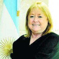 5Sra. Susana Malcorra. Argentina. Ella es la actual canciller de Argentina. Fue jefa de gabinete de la Oficina Ejecutiva en las Naciones Unidas, nombrada por el Secretario General de la ONU, Ban Ki-moon, en marzo de 2012. Foto:GETTY