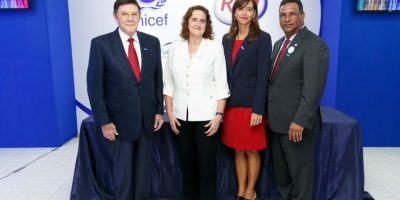 Grupo Rica y Unicef unidos por una causa social