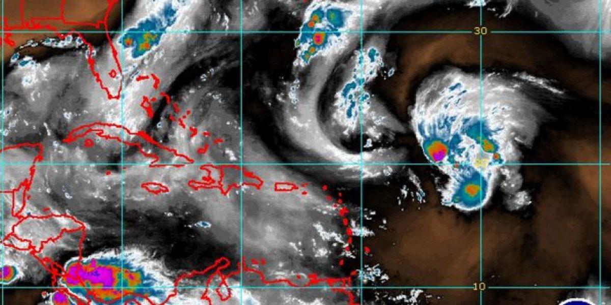 Onda tropical y vaguada provocará aguaceros en varias provincias