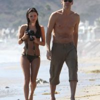 Jim Carrey y Cathriona White Foto:Grosby Group