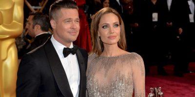Angelina Jolie y Brad Pitt se separan Foto:Getty Images