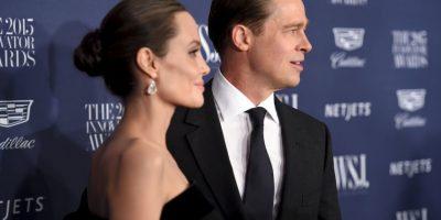 Brad Pitt habló sobre su divorcio Foto:Getty Images