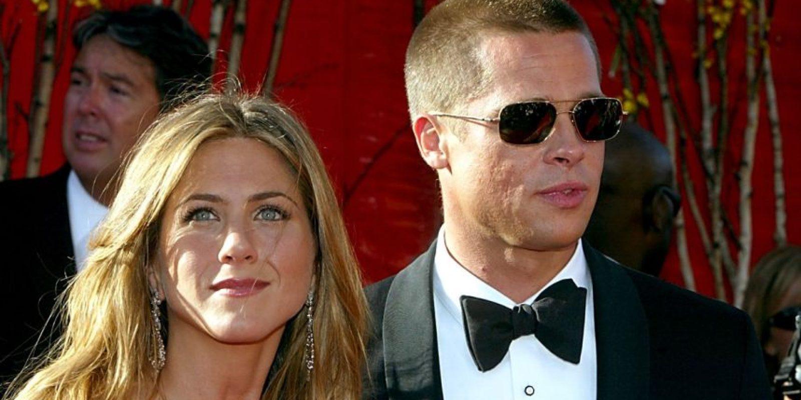 Jennifer Aniston y sus reacciones Foto:Getty Images