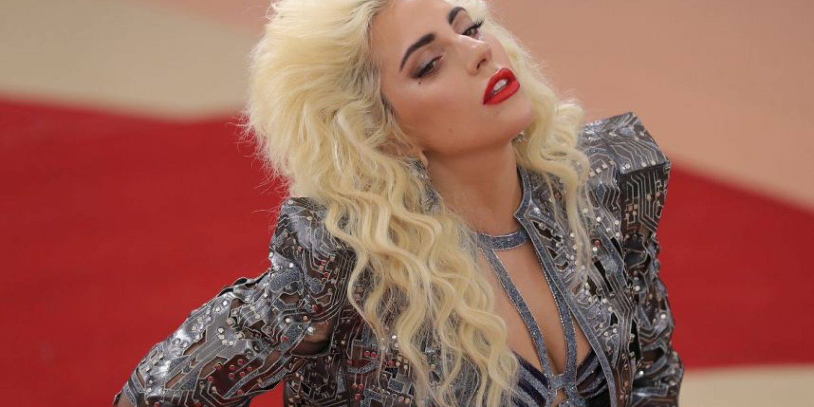 La cantante se hizo unos cambios en el rostro Foto:Getty Images
