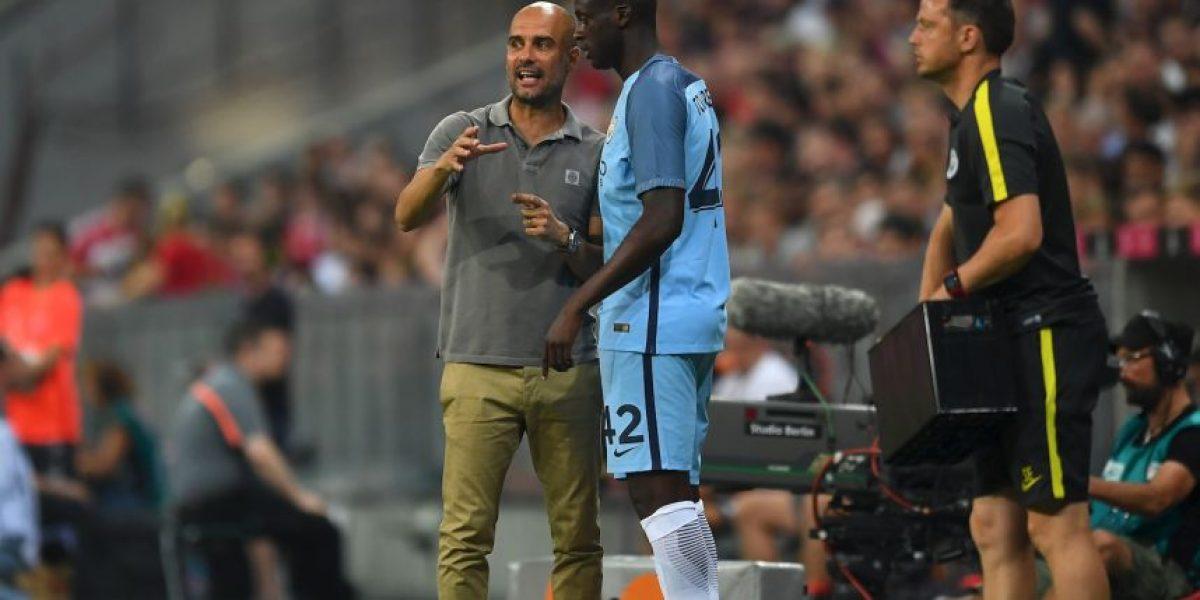 La polémica de Pep Guardiola y Yaya Touré sigue subiendo de tono